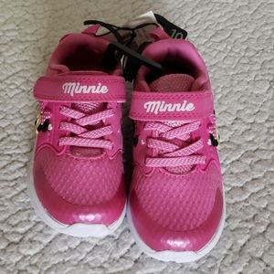 NWT Disney Minnie Mouse Girls Shoes